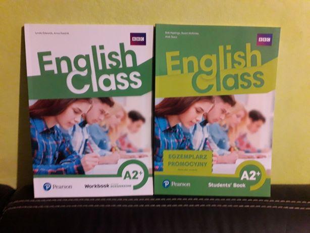 zestaw English Class A2+