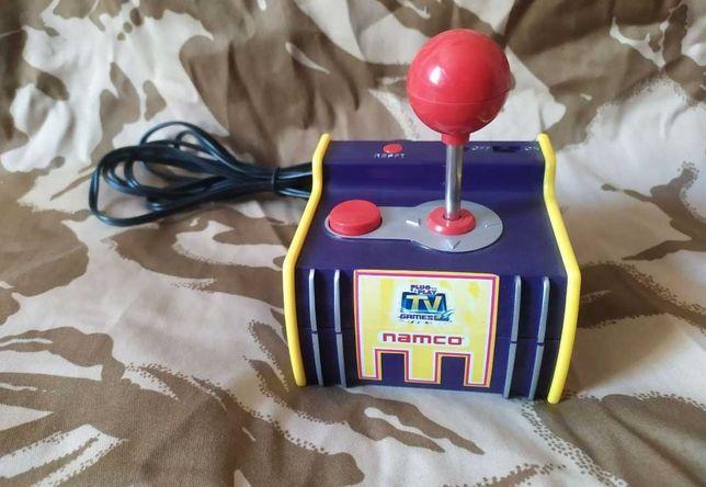 Коллекционная ретро ТВ приставка Namco Plug and Play Pac-Man