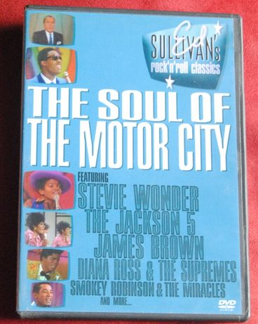 The Soul Of The Motor City/DVD