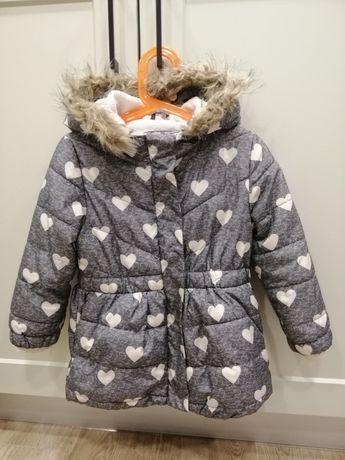 Продам куртку GAP зимнюю на девочку
