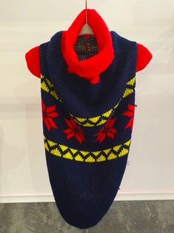 Ubranko sweterek dla psa z golfem nowy Bydgoszcz