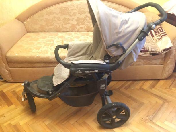 Продам детскую коляску 3 в 1 CAM Cortina evolution X3