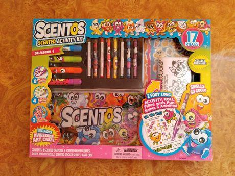 Ароматный набор для творчества Scentos Забавная компания 17 предметов