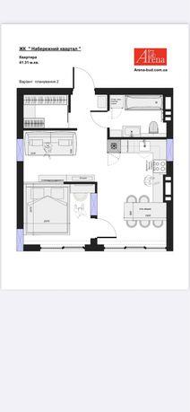 Продаж квартир, новобудова