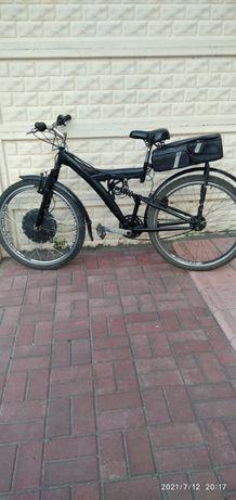 Електровелосипед мощный 750w