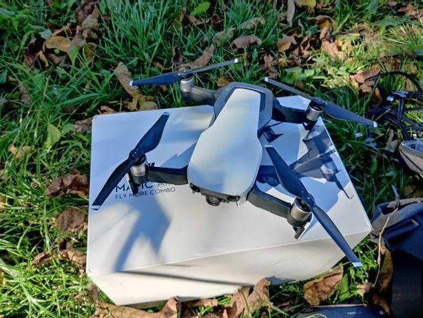 Дрон DJI Mavic Air White квадрокоптер 4K 30FPS