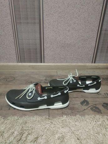 Мужмкая обувь CROCS