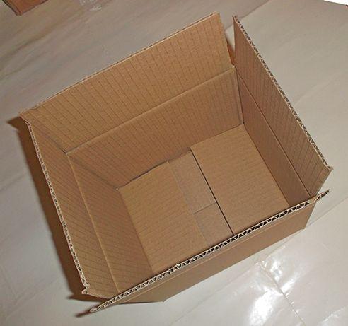 Caixas de cartão : 25 unidades (Tamanhos : 23x19x16cm