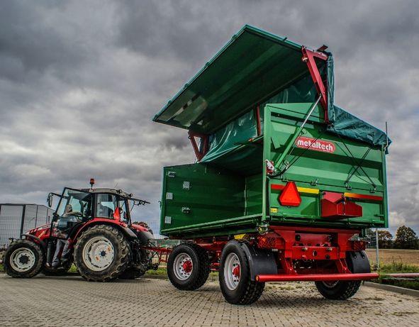 Przyczepa rolnicza wywrotka METAL-TECH DHB 14 Ton | Pronar, Wielton