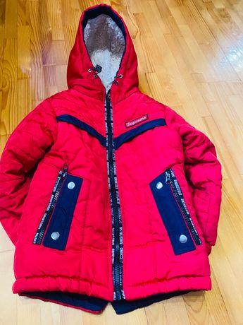Зимняя куртка для хлопчика