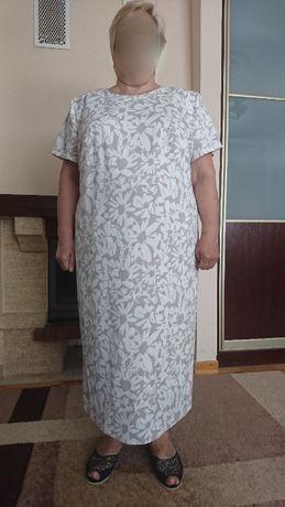 Sukienka damska długa r 50