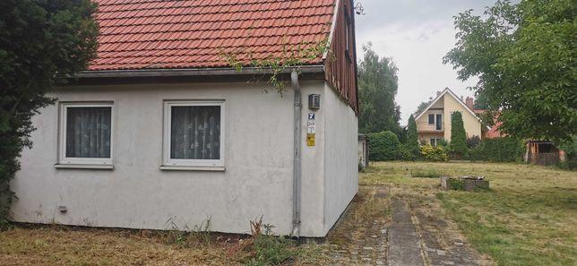 Dom z działką 1046m2 Złotniki Wrocław