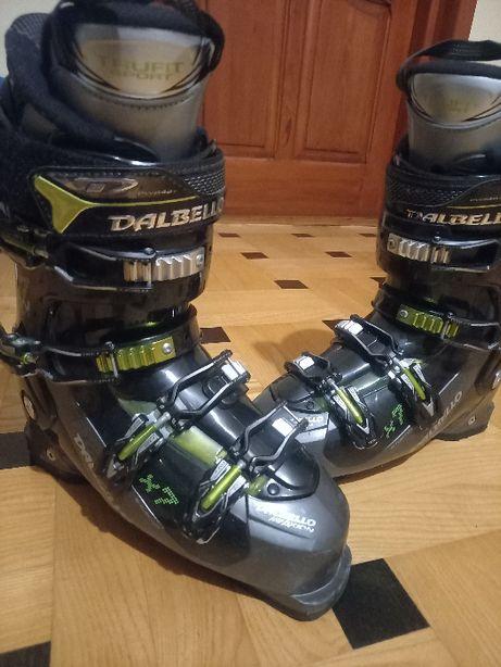buty narciarskie 28,5