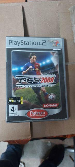 PES 2009 PlayStation 2