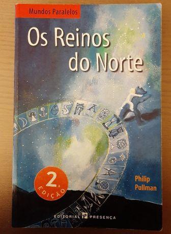 """Livro """" Os Reinos do Norte """" Mundos Paralelos - Philip Pullman"""