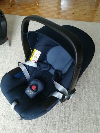Fotelik Britax Romer Baby Safe I-SIZE 0-13 kg