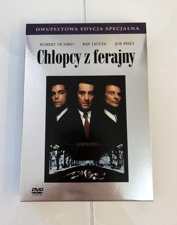 Chłopcy z Ferajny DVD - wersja kolekcjonerska