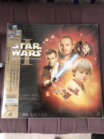 Star Wars I Звездные войны эпизод 1, LaserDisc LD лазердиск NTSC THX