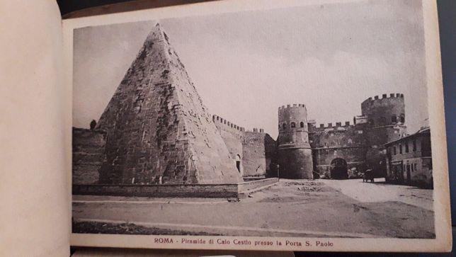 Postais antigos de Roma
