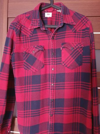 Koszula w kratę Levis