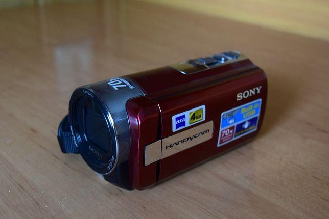 видеокамера sony dsr-sx65