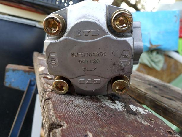 Bomba hidráulica same Solaris 45