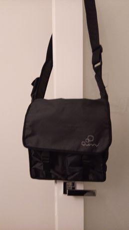 Pojemna torba do wózka firmy Quinny