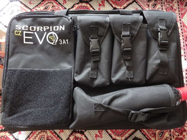 Mala transporte ASG Scorpion CZ Evo 3A1 original