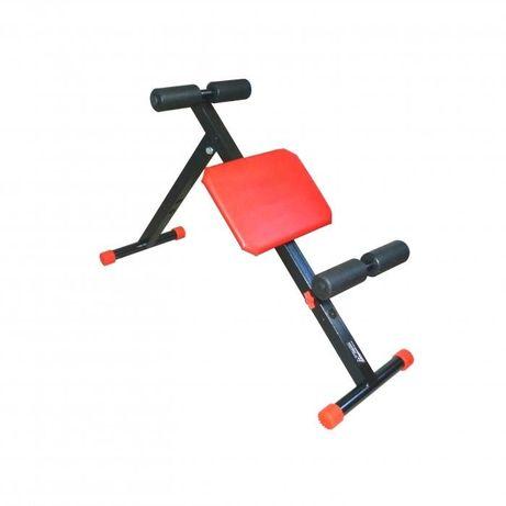Скамья для пресса и мышц спины (гиперэкстензия, римский стул)