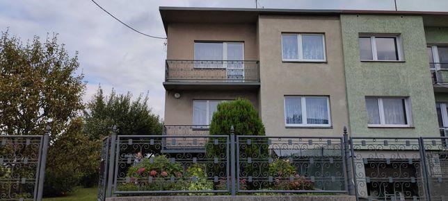 Dom jednorodzinny w zabudowie bliźniaczej 150m2