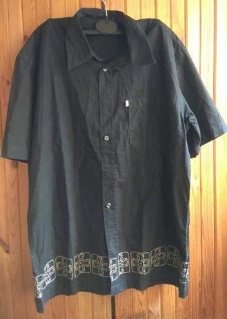 """Рубашка с вышивкой """"кресты"""""""