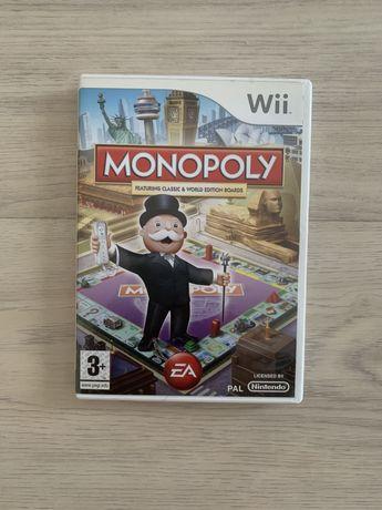 Monopoly-Jogo Wii