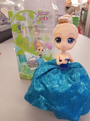 Кукли-ляльки flower princess, нові, куплені в Німеччині