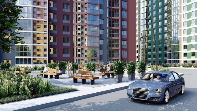 Ваша новая 2-комнатная квартира 59м2, продажа в ЖК Милос от BudCapital