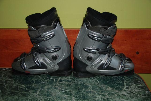Buty narciarskie Tecnica 43. Wkładka 28-28.5cm.