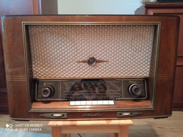 Radio antyk1955r.