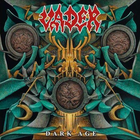 Vader: Dark Age LP zielony winyl (nowy) Sinister Behemoth Decapitated