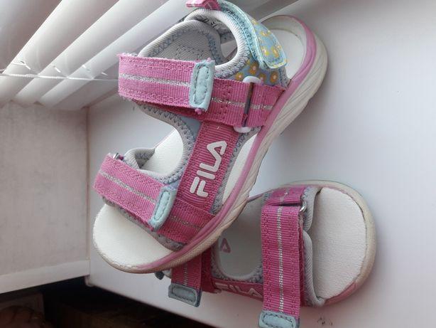Боссоножки FILA (adidas,nike,zara) на девочку