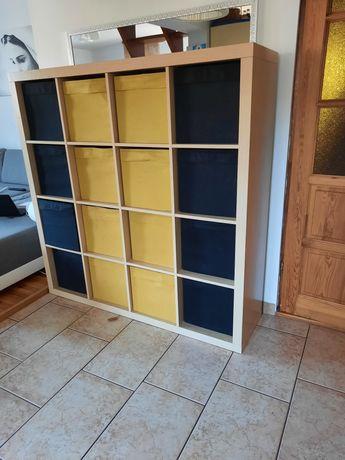 Regał Kallax IKEA 4x4