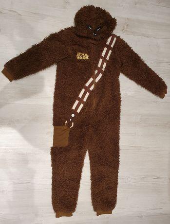 Brązowa Piżama Chewbacca Star Wars Disney