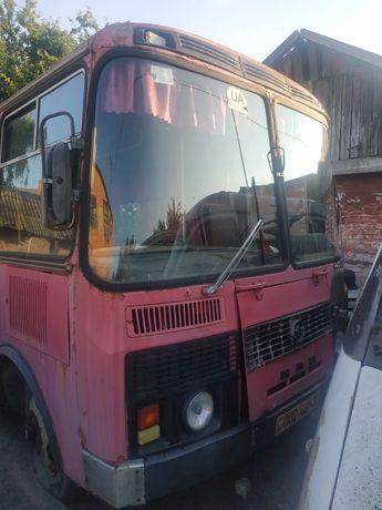 ПАЗ 1999г. автобус пасажирский