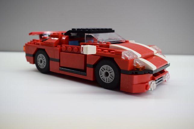 Klocki Lego Creator 5867 3 auta w jednym zestawie