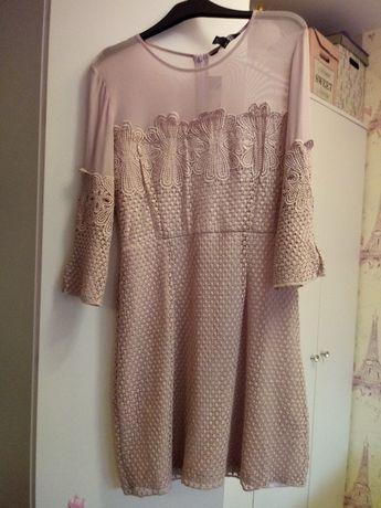 sukienka NOWA firmy New Look roz. z metki 40 (UK 12) piekna