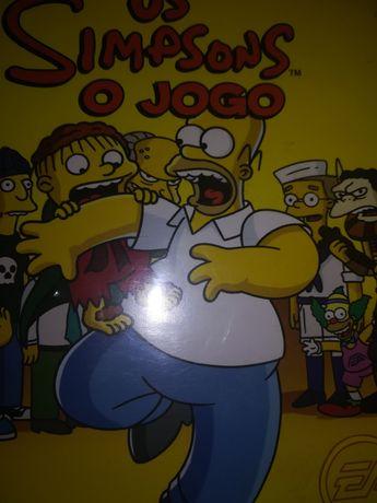 Simpsons jogo ps2