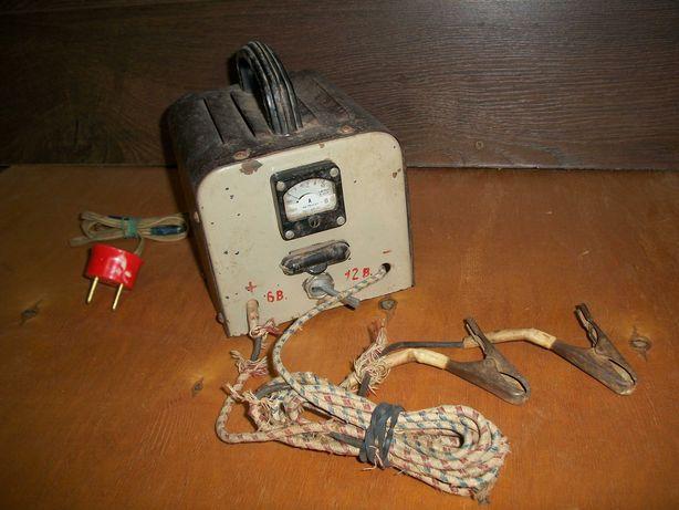 Зарядное устройство автомобильное 6V-12V  СССР
