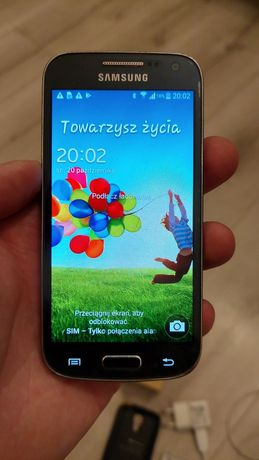 Samsung S4mini + dodatkowa bateria