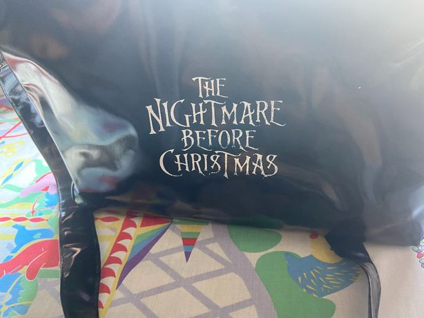 Mala Nightmare Before Christmas