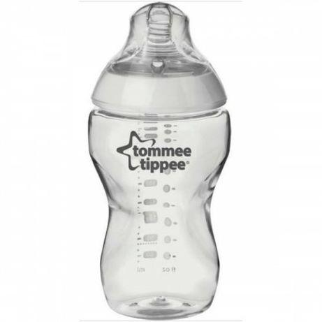 Butelka Tommee Tippee 340 ml + smoczek 6M i 3M