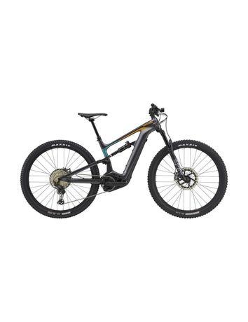 Bicicleta eletrica CANNONDALE HABIT NEO 1 GRAFITE - 2021