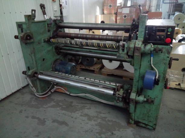 Бобинорезательная машина (бобинорезка) 2БП-120